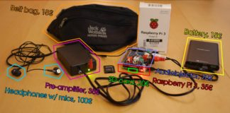 Tools for hacking a hearable