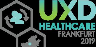 UXD Healthcare Frankfurt 2019 Banner