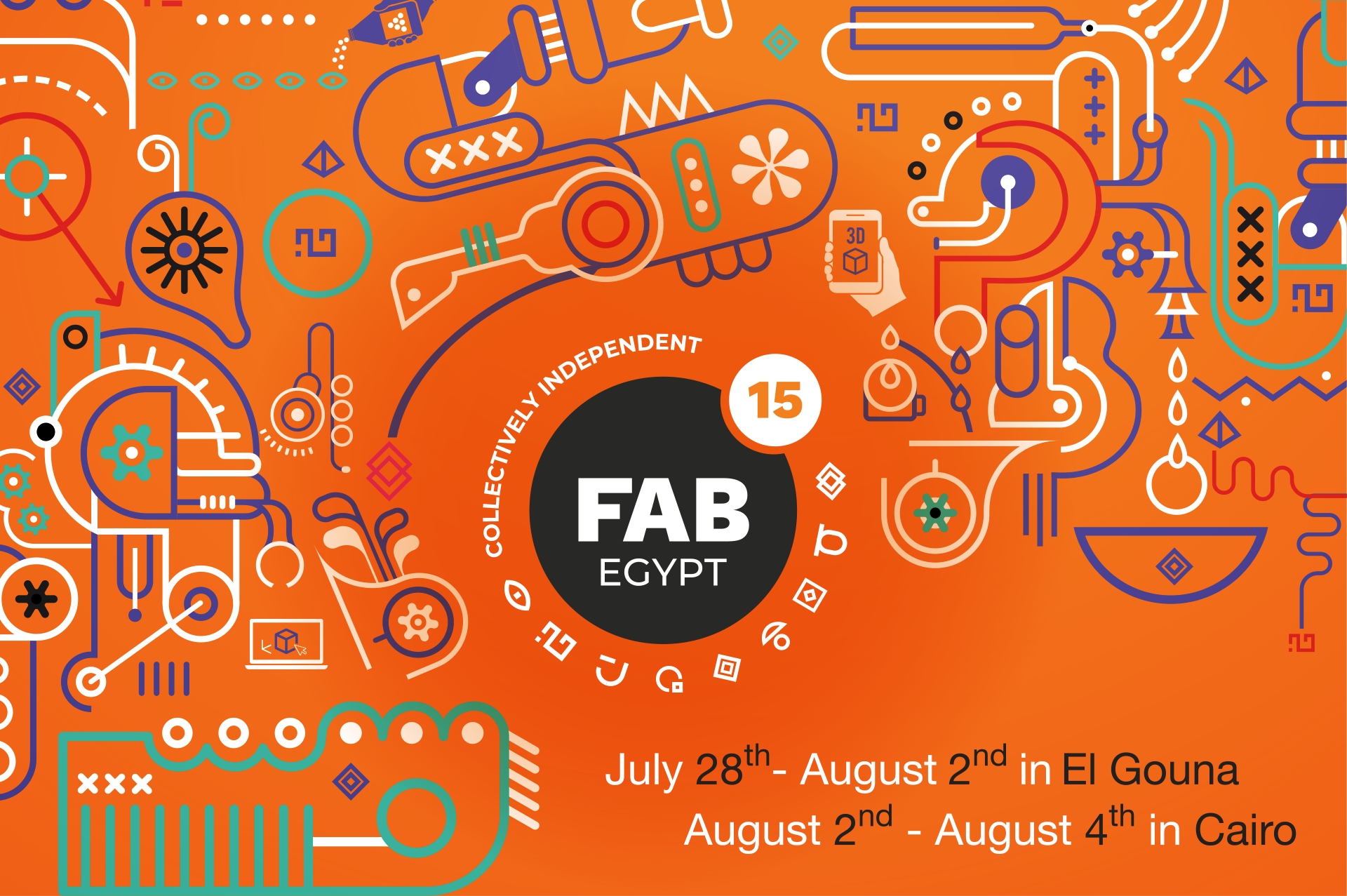 fab15 egypt announcement